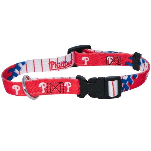 Hunter MFG Philadelphia Phillies Dog Collar, Extra Large