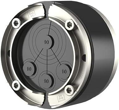 Hauff Ringraumdichtung Hsd 100-RWD DN100 pour 4 Câble//Tuyaux 6-18mm et 25 32