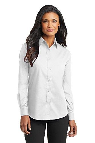 Port Authority Womens Lightweight Long-Sleeve Shirt