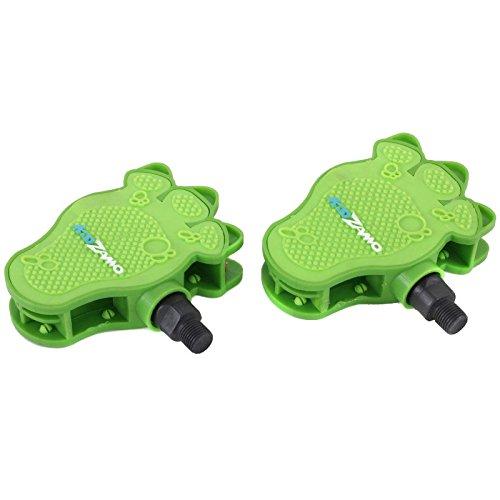 Kidzamo Lucille Pedals Pedals Kidzamo Juvenile Plastic 1/2 Gn Fucille