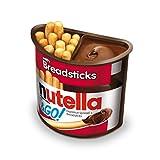 Nutella and Go Snack Packs, Chocolate Hazelnut