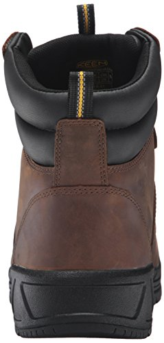 Ansioso Utility Mens Warren Esd Work Boot Dark Earth