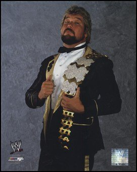 ted dibiase poster