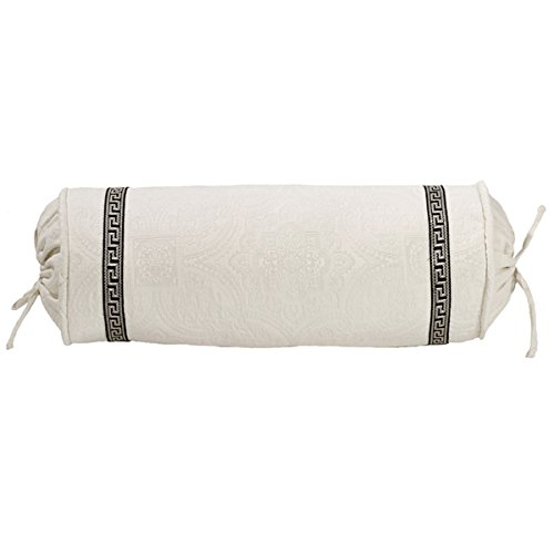 Toile Roll Pillow - 1