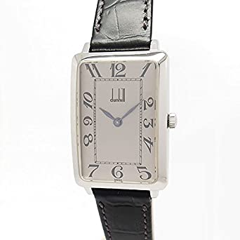 f742d5feb4d6 [ダンヒル]dunhill 腕時計 センテナリーコレクション レクタンギュラーウォッチ 100周年限定モデル DU1907AM メンズ 中古
