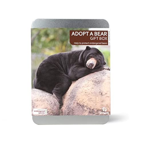 Gift Republic Adopt a Bear Gift Box
