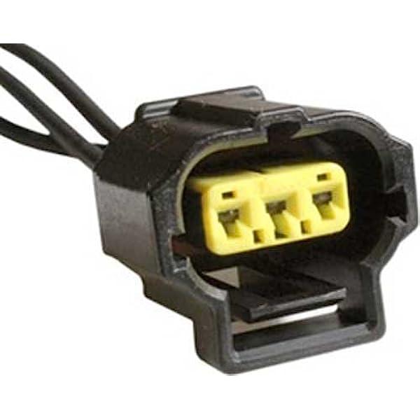 amazon.com: compatible with ford alternator wire harness connector  1u2z-14s411-ta: automotive  amazon.com