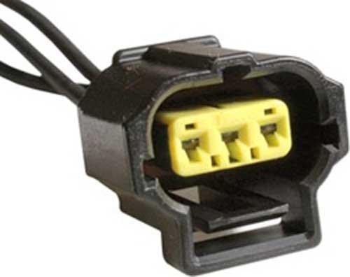 1 Wire Alternator Wiring (Ford Alternator Wire Harness Connector 1U2Z-14S411-TA)