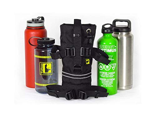 Wolfman Luggage A161 -Universal Wolf Bottle Holster