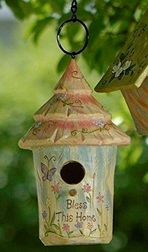 Roman Pastel Bird House Bless This Home - Roman Pastel