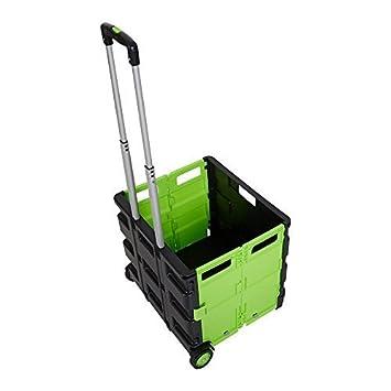 livebest multifunción plegable dos ruedas carrito de la compra ...