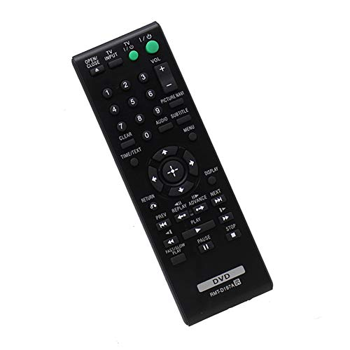 dvd player remote control - 8