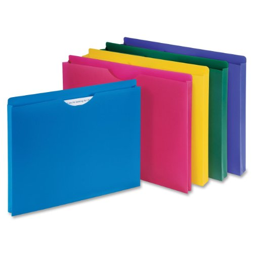 Sparco Folder 10 Pack Assorted SPR44435