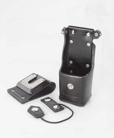 OEM Motorola Leather Radio Holster W//Belt loop for HT1000 XTS3000 XTS5000