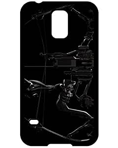 Samsung Galaxy S5 Case Cover Skin : Crysis 3 Prophet and Predator Bow High Quality Drawing Case 8873873ZA475571899S5