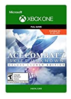 Ace Combat 7: Skies Unknown: Deluxe Edition - Pre-load - Xbox One [Digital Code]