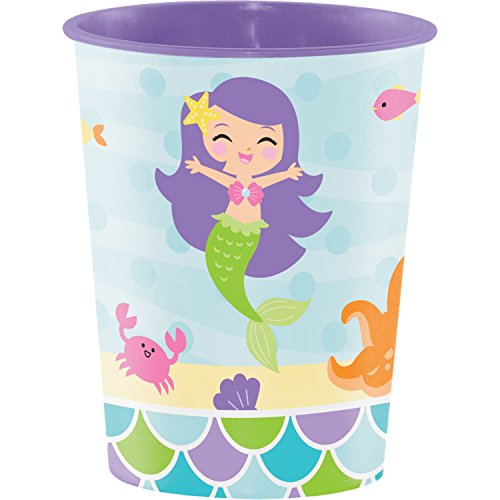 (Mermaid Friends Keepsake Cups, 8)