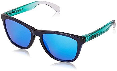 sol Azul FROGSKIN hombre Gafas de Oakley para aw41vxq