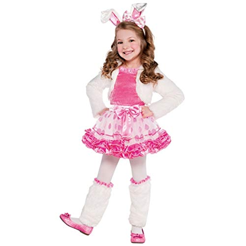Bunny Honey Child Costume - Amscan Girls Honey Bunny Costume - Toddler (3-4) | 2 Ct.