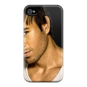 Defender Case For Iphone 4/4s, Enrique Iglesias Celebrity Pattern