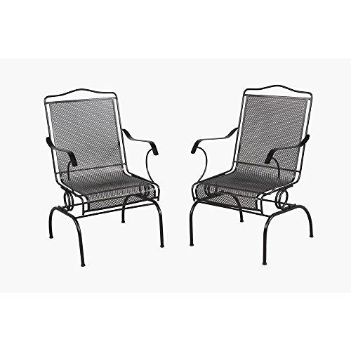 Arlington House Jackson Action Patio Chair (2-Pack)