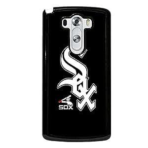 Michael Kruse(TM) LG G3 Case Girl MLB Chicago White Sox Baseball Team Logo Sports Design Hard Tpu Slim Fit Protective Phone Accessories Case Cover for Men