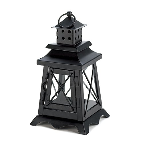 Decorative Sophisticated Watchtower Candle Home Lanterns Décor (Watch Tower Candle Lantern)
