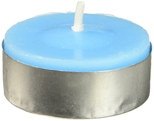 Zest Candle 100 Piece Turquoise Citronella product image