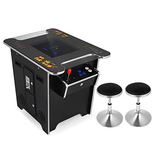 Used, Happybuy Cocktail Arcade Game Machine with 60 Games for sale  Delivered anywhere in USA