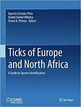 Ticks Of Europe And North Africa: A Guide To Species Identification por Agustín Estrada-peña Gratis