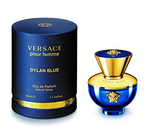 Dylan Blue Pour Femme Eau de Parfum Spray, 1.7 Fl Oz, Pack of 1