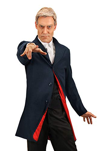 (elope Dr. Who Twelfth Doctor Jacket Mens)