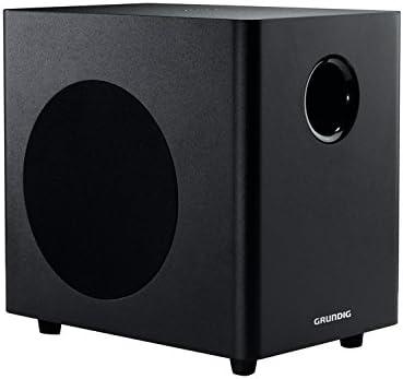 Grundig Gsb 980 2 1 Lautsprechersystem Bluetooth Hdmi Mit Wireless Subwoofer Schwarz Heimkino Tv Video