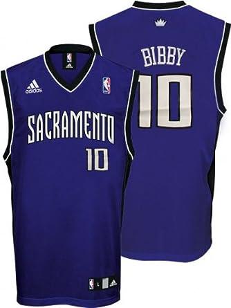 newest 66c98 012ce mike bibby sacramento kings jersey