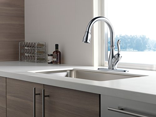 Delta Faucet 9178 Ar Dst Leland Single Handle Pull Down