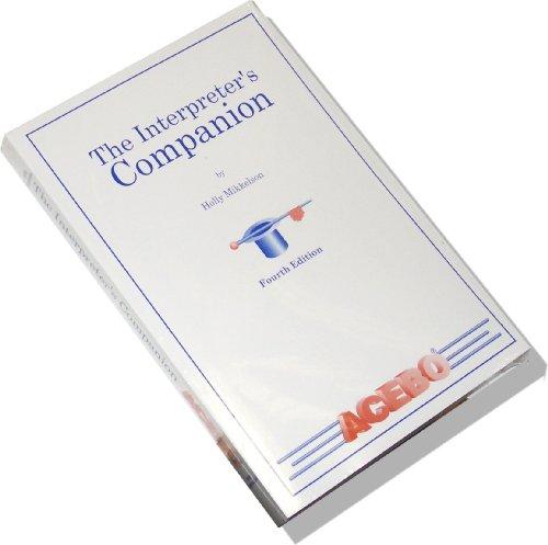 The Interpreter's Companion