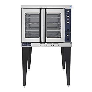 Duke E101-E Electric Convection Oven – Single Deck, Standard Depth