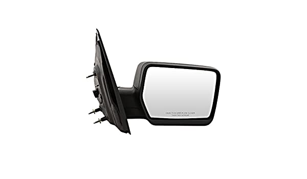 Fits 04-08  F150 Right Pass Power Mirror No Heat Or Puddle Light Manual Fold