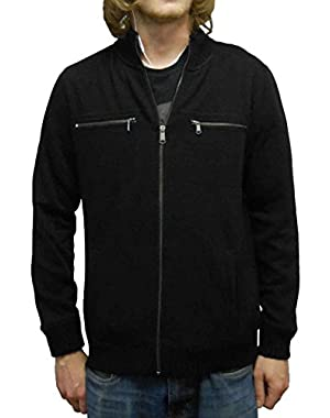 Calvin Klein Zipper Down Men's Jackets