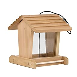 Heath Outdoor Products 152 Classic Hopper Feeder with Perch