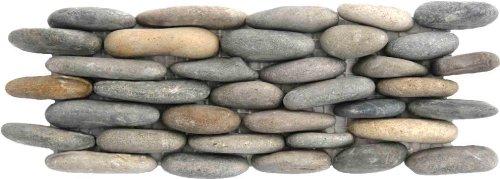 Standing Earth Pebble Tile, 6