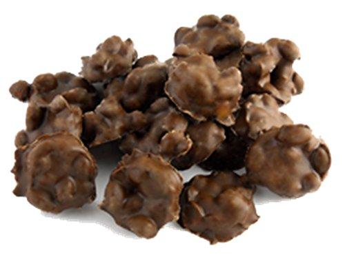 Sunridge Farms Candy, Carob Covered Peanut Clusters, 10 Pound