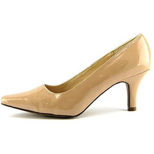 Pumps Womens Toe Nude Closed Classic Karen Scott Clancy 6aqRRf
