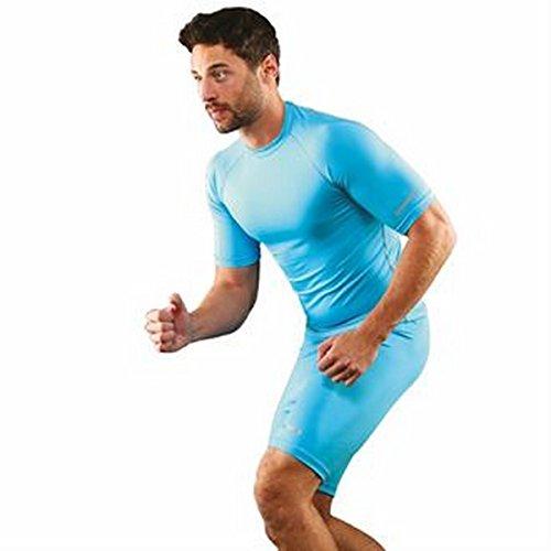 Rhino-shorts primo strato blu X-Small