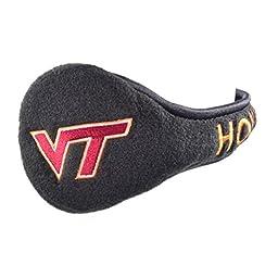 Degrees by 180s Virginia Tech Hokies Fleece Ear Warmers for Men
