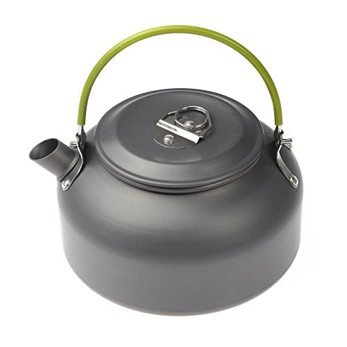 TOOGOOR-08L-Portable-Ultra-light-Outdoor-Hiking-Camping-Survival-Water-Kettle-Teapot-Coffee-Pot-Anodised-Aluminum