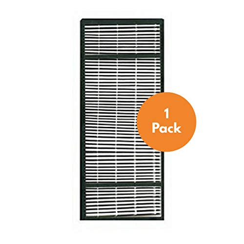True HEPA Replacement Filter Compatible with Honeywell H Filter (HRF-H1) for HPA060, HPA160, HPA050, HPA150, HHT055, HHT155 Air Purifiers 1 Pack