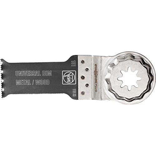 Fein 6-35-02-151-12-0 1-1/8-inch Universal E-cut Blade, 3 Pack