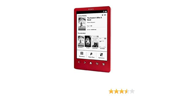 Sony PRS-T3S - Lector de eBooks (6
