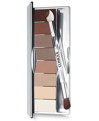 Clinique All About Shadow 8-Pan Palette, Neutral Territory 2